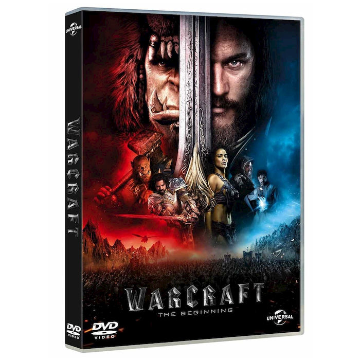 WARCRAFT L'Inizio - DVD - thumb - MediaWorld.it