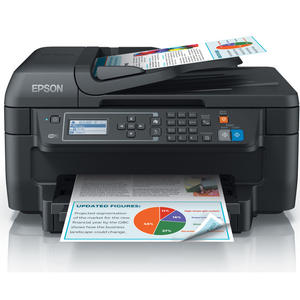 EPSON Workforce WF-2750DWF - MediaWorld.it