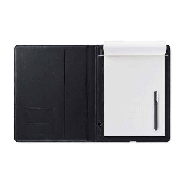 WACOM Bamboo Folio Large Grigio - PRMG GRADING OOBN - SCONTO 15,00% - thumb - MediaWorld.it
