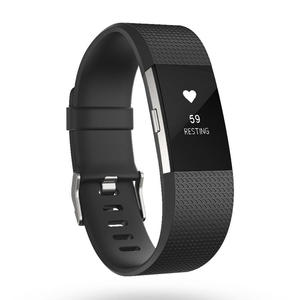 FITBIT Charge 2 Nero Large