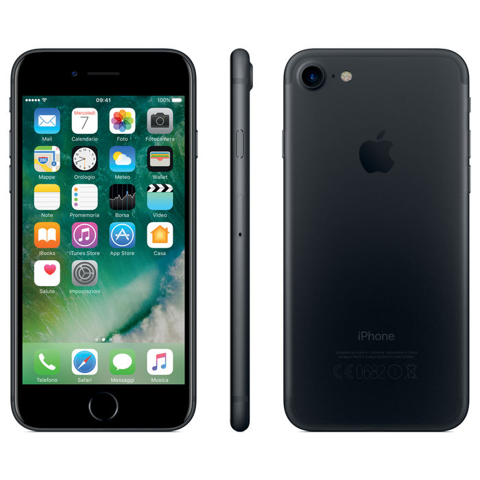 APPLE iPhone 7 32GB Nero opaco - PRMG GRADING OOBN - SCONTO 15,00% - thumb - MediaWorld.it