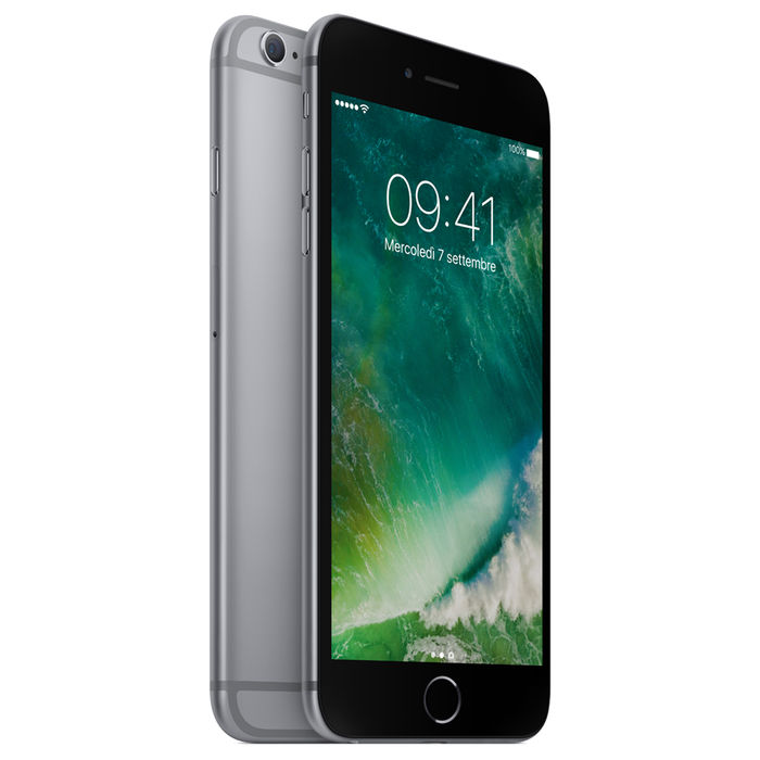 APPLE iPhone 6S Plus 32GB Grigio Siderale - PRMG GRADING OOBN - SCONTO 15,00% - thumb - MediaWorld.it