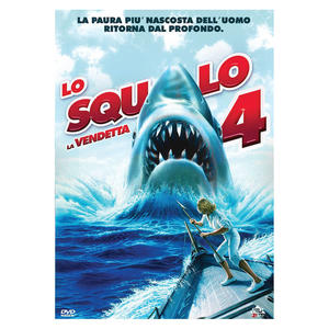 LO SQUALO 4 - DVD - thumb - MediaWorld.it
