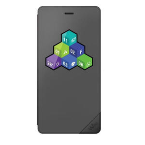 WIKO FOLIO WICUBE DARK GREY FREDDY - MediaWorld.it