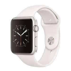 Apple Watch APPLE Watch 1 Sport 38mm Argento cinturino bianco su Mediaworld.it