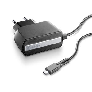 Cellularline Charger - USB-C Caricabatterie a 10W con connettore USB-C Nero - thumb - MediaWorld.it