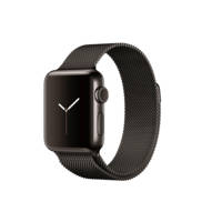 APPLE Watch 2 Sport 38mm nero cinturino nero siderale