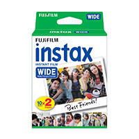 Instax WIDE Twin Pack FUJIFILM INSTAX WIDE  TWIN PACK su Mediaworld.it