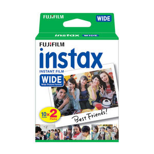 FUJIFILM INSTAX WIDE  TWIN PACK - MediaWorld.it