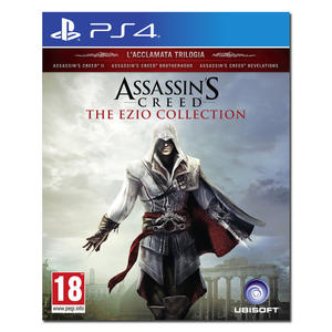 Assassin's Creed The Ezio Collection - PS4 - thumb - MediaWorld.it