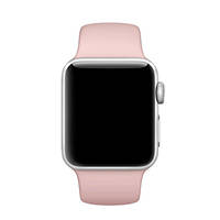 Cinturino per Apple Watch Sport rosa sabbia (38 mm) APPLE CINTURINO SPORT 38 su Mediaworld.it