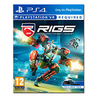Giochi PS4 RIGS Mechanized Combat League VR - PS4 su Mediaworld.it