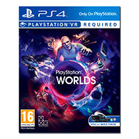 Giochi PS4 VR WORLDS - PS4 su Mediaworld.it