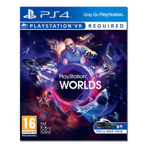 VR WORLDS - PS4 - MediaWorld.it