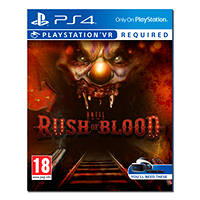 Giochi PS4 UNTIL DOWN Rush of Blood VR - PS4 su Mediaworld.it