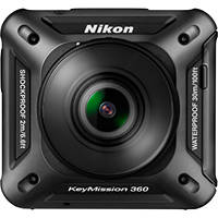Action cam NIKON Keymission 360 su Mediaworld.it