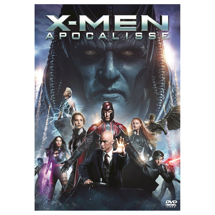 X-Men - Apocalisse - DVD - thumb - MediaWorld.it