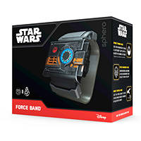 Bracialetto STAR WARS SPHERO Force Band BB-8 Black su Mediaworld.it