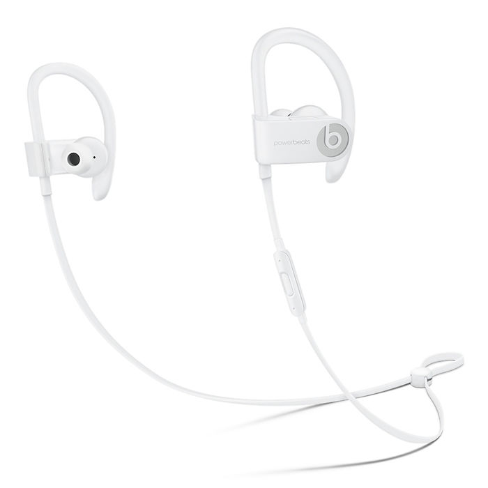 BEATS BY DR.DRE Powerbeats3 Wireless - Bianco - thumb - MediaWorld.it