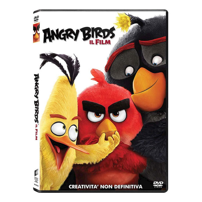 ANGRY BIRDS - Il film - DVD - thumb - MediaWorld.it
