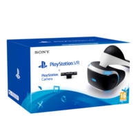 Visore Playstation VR SONY PS VR + PS Camera V2 su Mediaworld.it