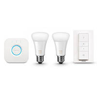Lampadine HUE PHILIPS HUE STARTER KIT W&A su Mediaworld.it