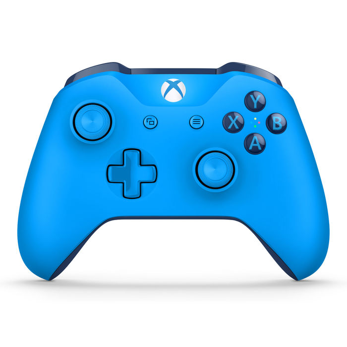 MICROSOFT Xbox One Controller Wireless Blue - thumb - MediaWorld.it