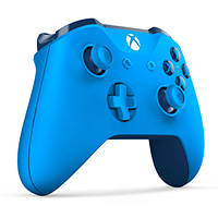 Wireless Xbox One controller blue MICROSOFT Xbox One Controller Wireless Blue su Mediaworld.it