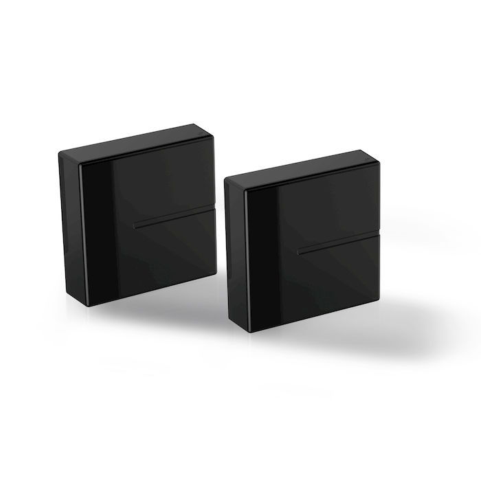 MELICONI GHOST CUBE COVER 2 BLACK - thumb - MediaWorld.it