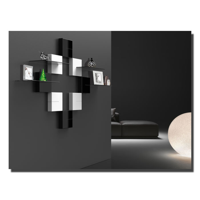 MELICONI GHOST CUBE COVER 2 WHITE - thumb - MediaWorld.it