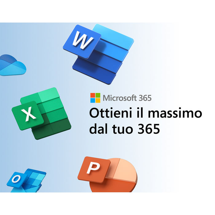 MICROSOFT OFFICE 365 HOME ESD - thumb - MediaWorld.it