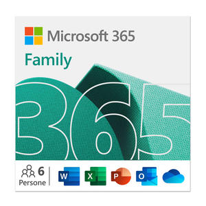 MICROSOFT OFFICE 365 HOME ESD - MediaWorld.it