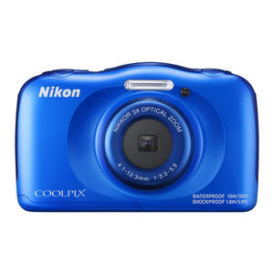 NIKON COOLPIX W100 + BACKPACK BLUE - MediaWorld.it