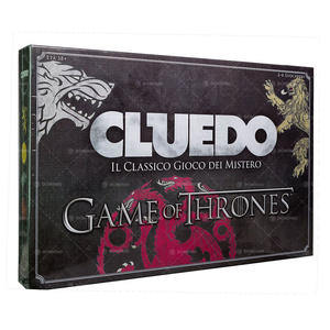 IT-WHY WM-CLUEDO GAME OF THRONES - MediaWorld.it