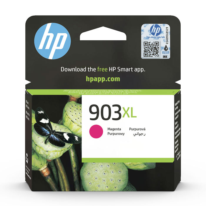 HP 903XL Giallo cartuccia d'inchiostro originale XL T6M11AE - thumb - MediaWorld.it