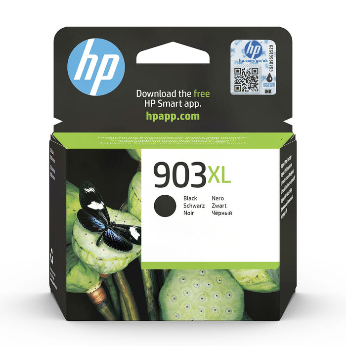 HP 903XL Nero cartuccia d'inchiostro originale XL T6M15AE - thumb - MediaWorld.it