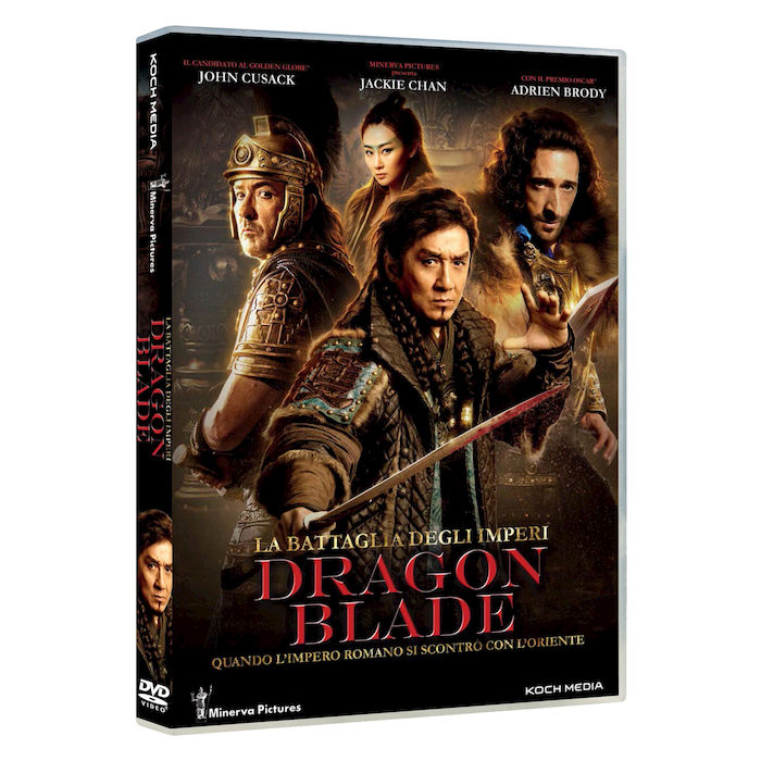 La Battaglia degli Imperi - Dragon Blade - DVD - thumb - MediaWorld.it