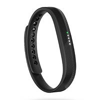Braccialetto per fitness watch FITBIT Act Flex 2 Nero su Mediaworld.it