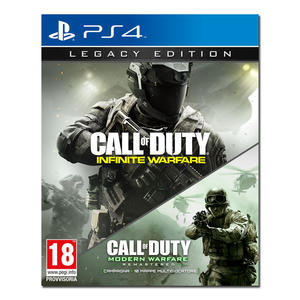 Call of Duty: Infinite Warfare Legacy - PS4 - thumb - MediaWorld.it