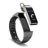 Braccialetto touchscreen con Auricolare Bluetooth Mono Cellularline Easy Fit Talk - Activity Tracker touch screen con Auricolare Bluetooth Mono Nero su Mediaworld.it