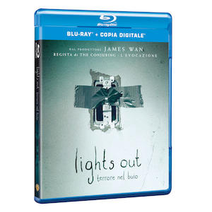 Lights Out - Terrore nel buio - Blu-ray - MediaWorld.it