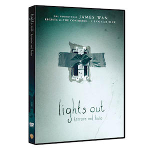 Lights Out - Terrore nel buio - DVD - MediaWorld.it