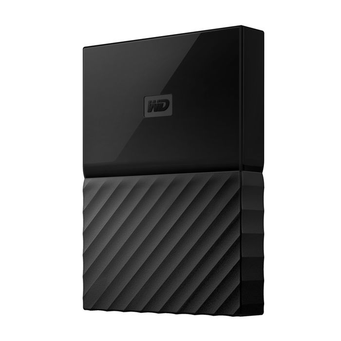 WD My Passport 3.0 Nero 1TB - thumb - MediaWorld.it
