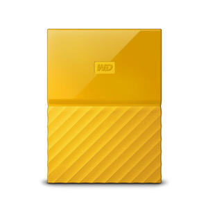 WD My Passport 3.0 Giallo 1TB - thumb - MediaWorld.it