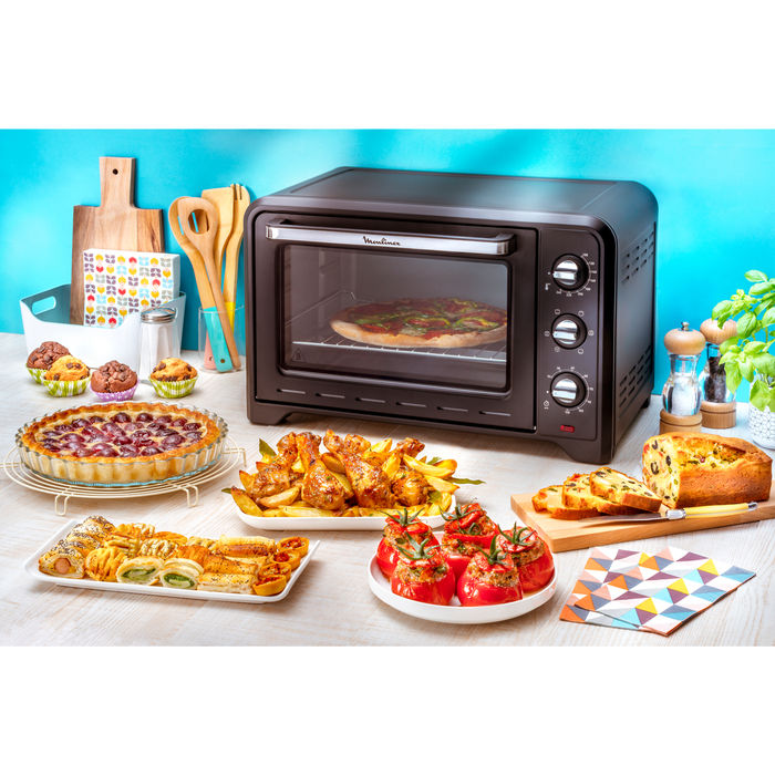 Moulinex OX4648 Optimo 33L Forno Elettrico - thumb - MediaWorld.it
