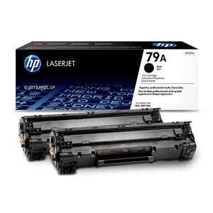HP 79A Nero cartuccia toner originale LaserJet CF279A - MediaWorld.it