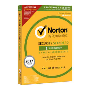SYMANTEC Norton - Security Standard - thumb - MediaWorld.it