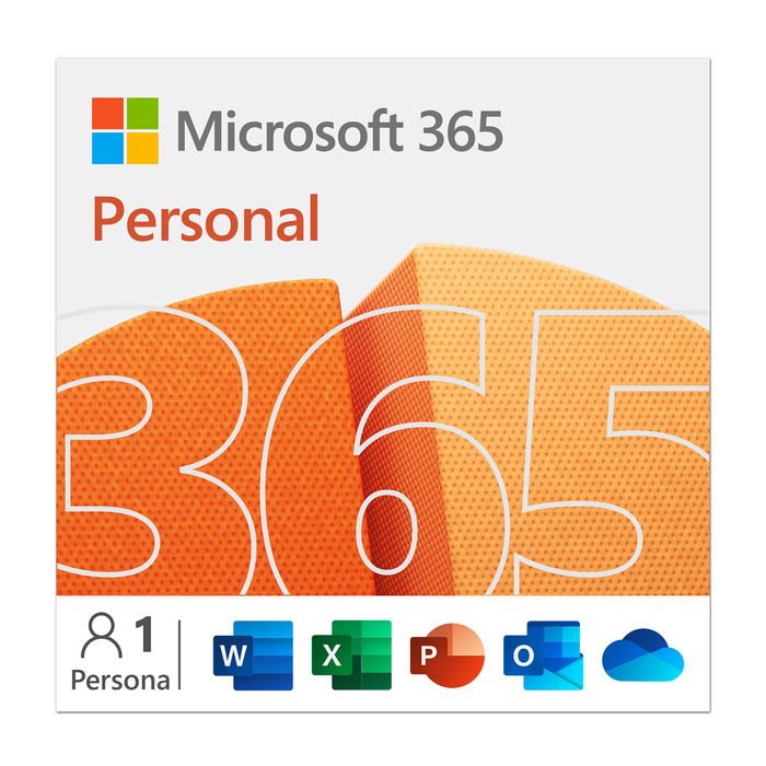 Microsoft Office 365 Personal ESD - thumb - MediaWorld.it