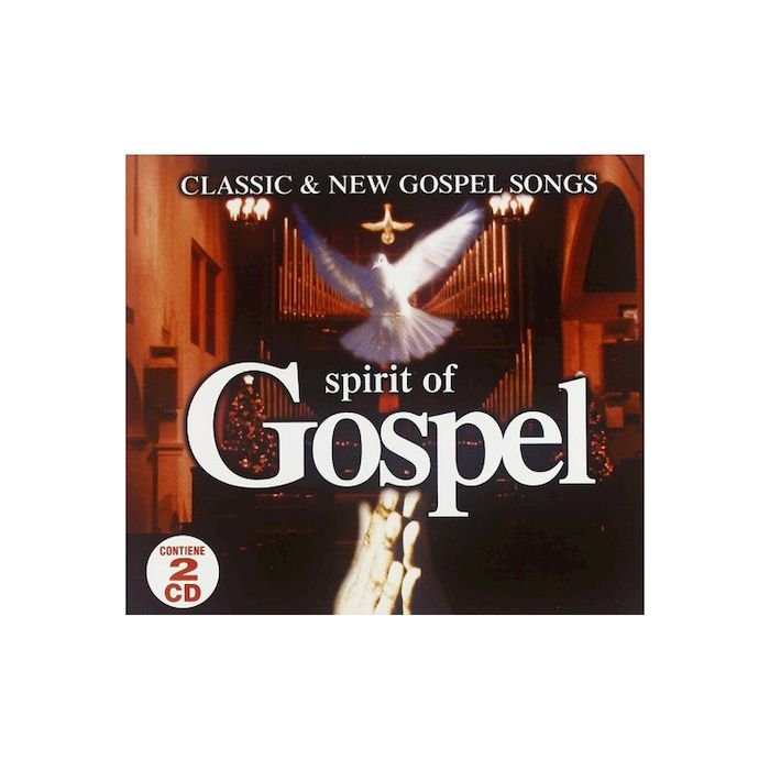 Tommy Eden and The 4/8 Singin' factory - Spirit of Gospel - CD - thumb - MediaWorld.it