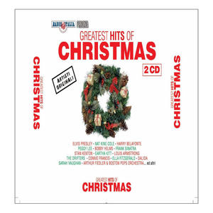 AA.VV. - Greatest Hits Of Christmas - CD - MediaWorld.it